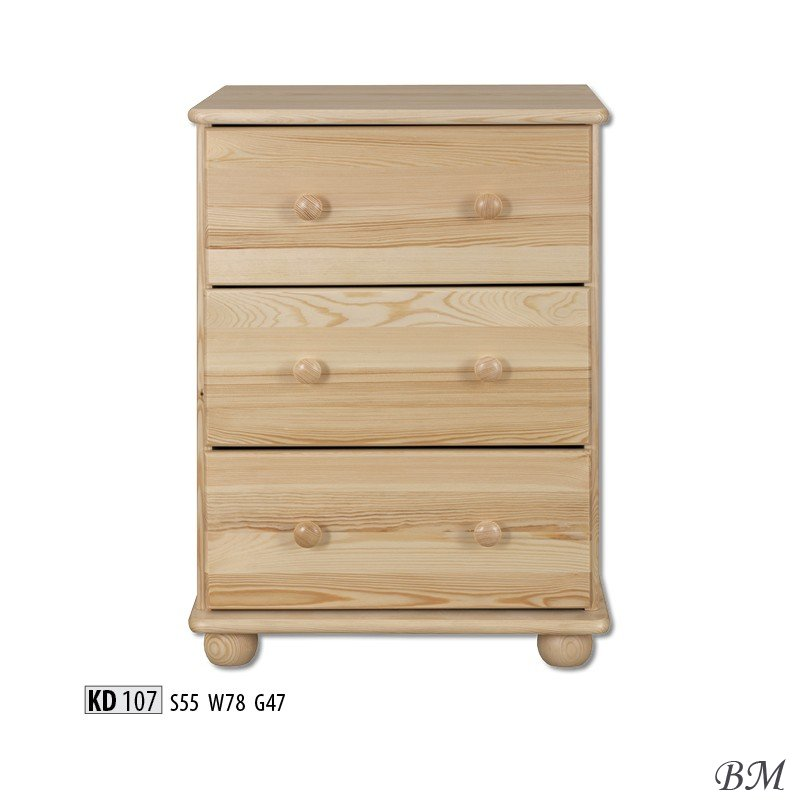 Sale Furniture KD107 chest Drewmax Dressers drawers Poland of