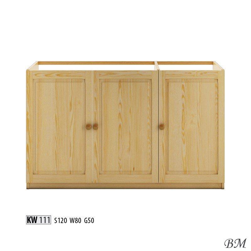 Купить Мебель Нижние шкафчики KW111 шкафчик Drewmax нижний Польша