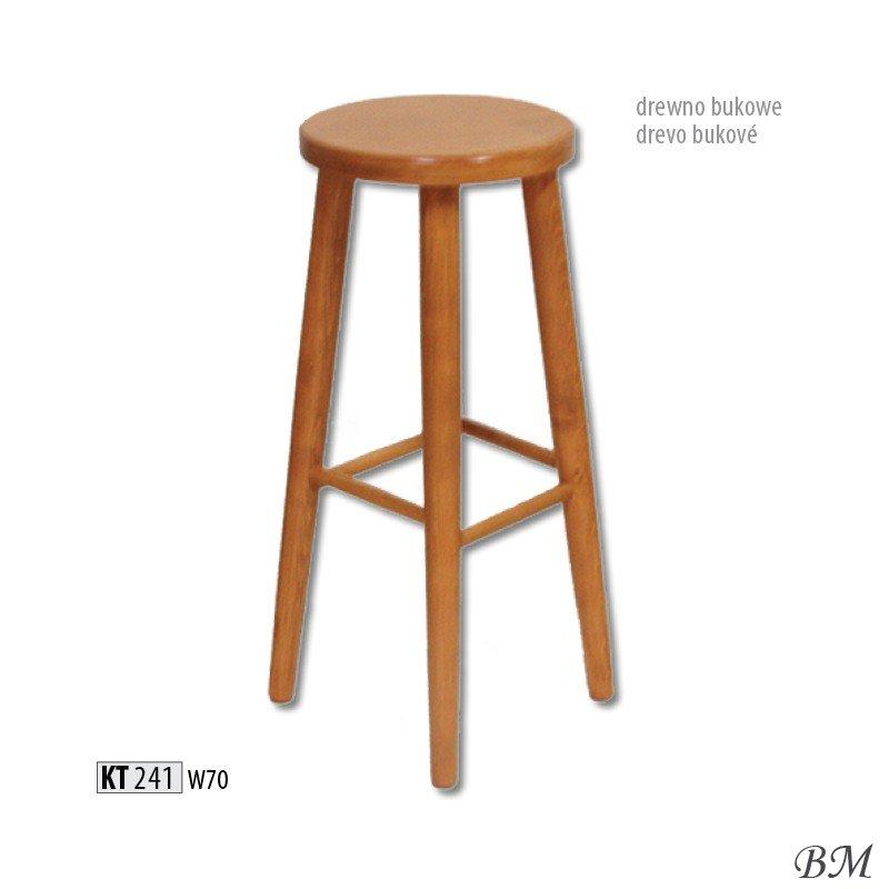 kt241 wooden bar chair