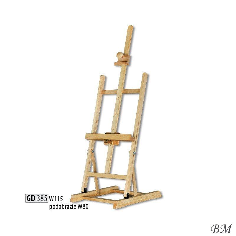 Купить Мебель GD385 мольберт Польша Drewmax Мольберты