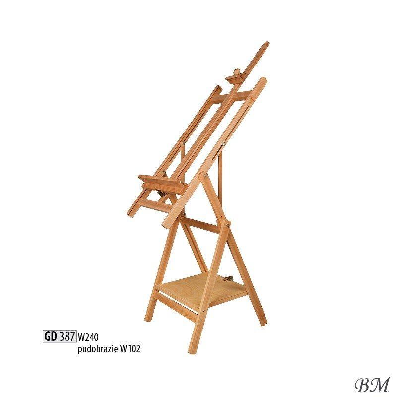 Купить Мебель Drewmax мольберт GD387 Мольберты Польша
