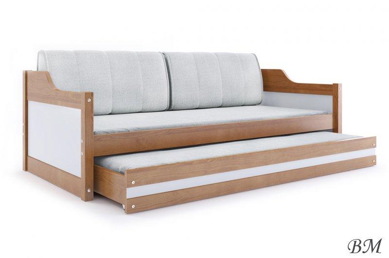 Dawid 190 dīvvietīgais bērnu dīvāns-gulta BMS