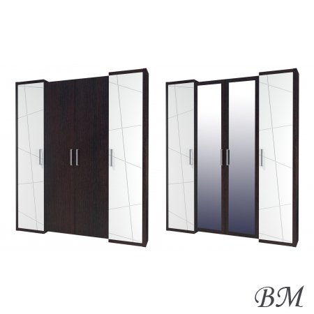 clarion rcb 176 700 динамики - SF121 шкаф - Мебель Гардероб ШКАФЫ 3-дверные шкафы