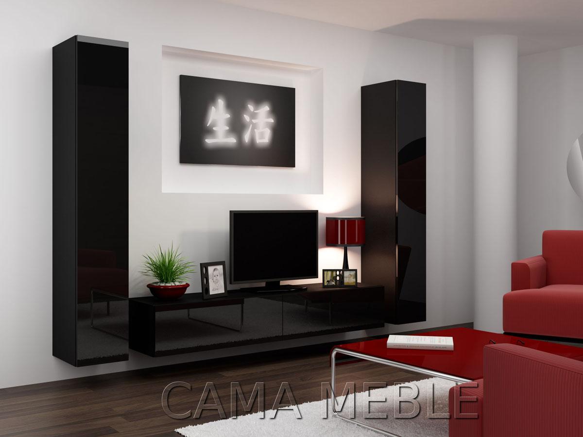 Мебель Для Гостиной Черная