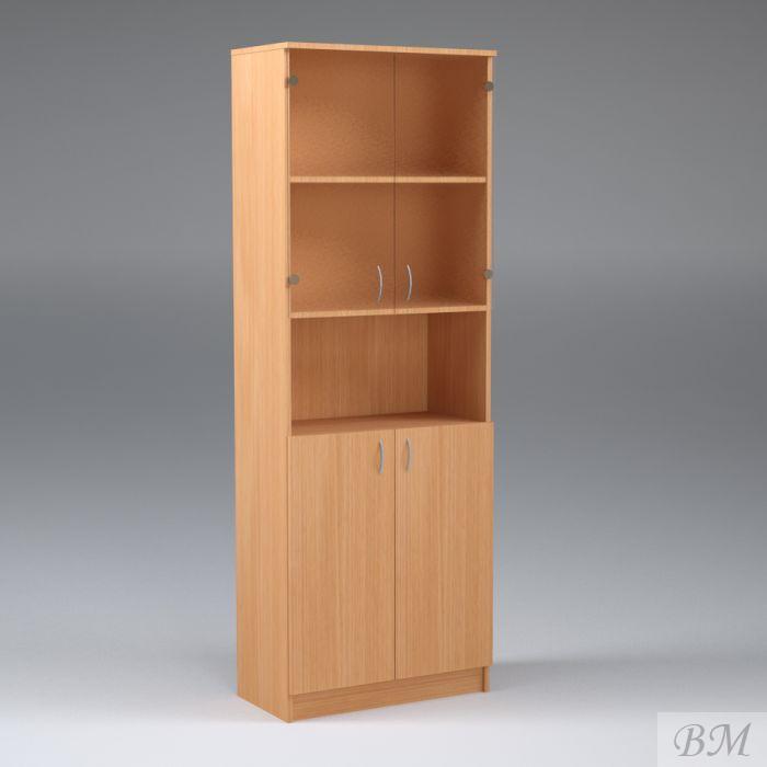 Купить Мебель BS 1090+11+13 (10-1094) Стеллаж Шкафчики, шкафы