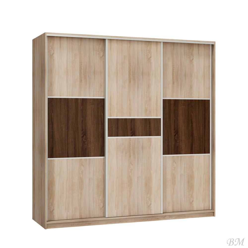 Sale Furniture case MEBLOCROSS Poland  Rico Wardrobes with sliding doors 220D