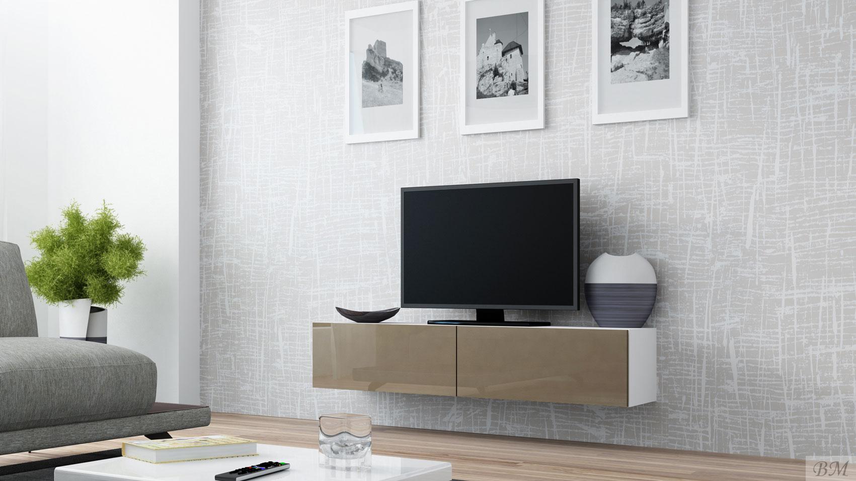 Купить Мебель Cama meble TV 140 VIGO galds Польша ТВ комоды тумбы