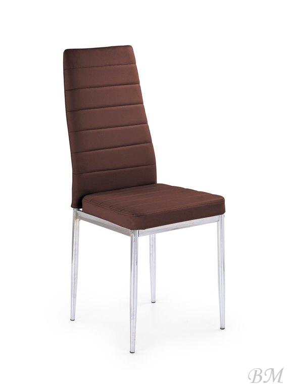 K70C brown krēsls Halmar (Virtuves (ēdamistabas)