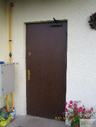 Стальная дверь M2 (металл 2мм) - Металлические двери