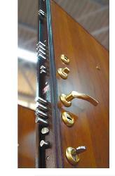 Металлические двери из труб - Металлические двери