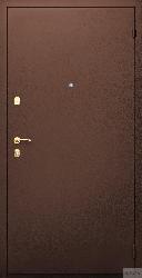 Металлическая дверь M4 (Грунтованная) - Металлические двери