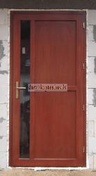Евро дверь AD4 - Входные ( наружные ) деревянные  двери