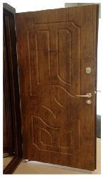 МДФ панели - Металлические двери
