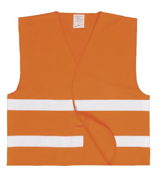 Hi-Vis Vest with FR Finish FR70 Tools - WORKWEAR - Vests