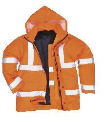 Светоотражающая дорожная куртка S468 Куртки