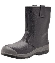 Steelite Rigger Boot with Scuff Cap S1P FW13 - Work shoes - цены на ломик фомка administrator