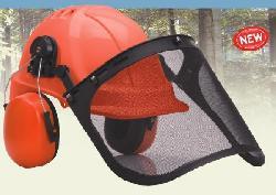 Защитные маски и каски - Защитный комплект лесника PW98