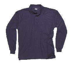 T-krekli - T-krekls polo ar garam piedurknēm B212