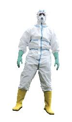 Protective coveralls - Microporous overall ST60 BizTex 4/5/6