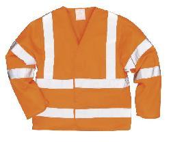 Jackets - Hi-Vis Jacket with FR Finish FR73