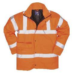Jackets - High Visiblity Rainwear Jacket, GO/RT RT30
