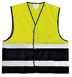 Hi-Vis Two-Tone Vest C484 Vests