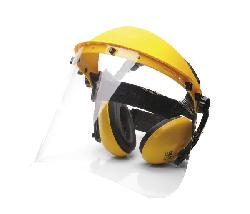 Face protection and helmets - PPE Protection Kit