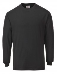 Flame Resistant and Anti-Static workwear - Flame Resistant Anti-Static Long Sleeve T-Shirt