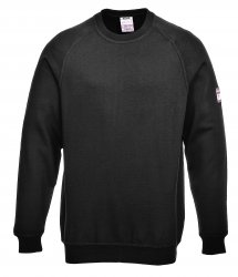 Flame Resistant and Anti-Static workwear - Flame Resistant Anti-Static Long Sleeve Sweatshirt