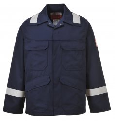 Flame Resistant and Anti-Static workwear - Bizflame Plus Jacket