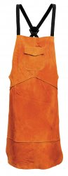 Workwear for Welding Processes - Leather Welding Apron