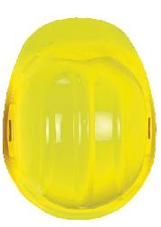 Face protection and helmets - Hi-Vis PP Helmet