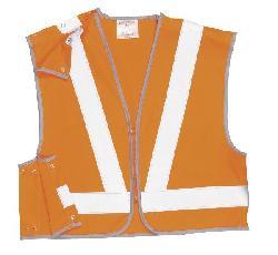 Vests - High Visiblity Mini Vest, GO/RT RT21