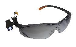 Aizsardzības brilles - Brilles ar LED apgaismojumu