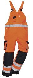 Bid and Braces - Texo Hi-Vis Bib and Brace TX52
