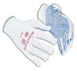 Gloves - Nylon Polka Dot Glove A110