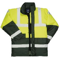 Jackets - Contrast Traffic Jacket S466x