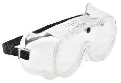 Protective Goggles - Indirect Vent Goggle