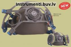 Pusmaska Oklenda P410 - S well - Elpošanas aizsardzība