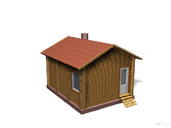 Timber sauna G - timber house cena