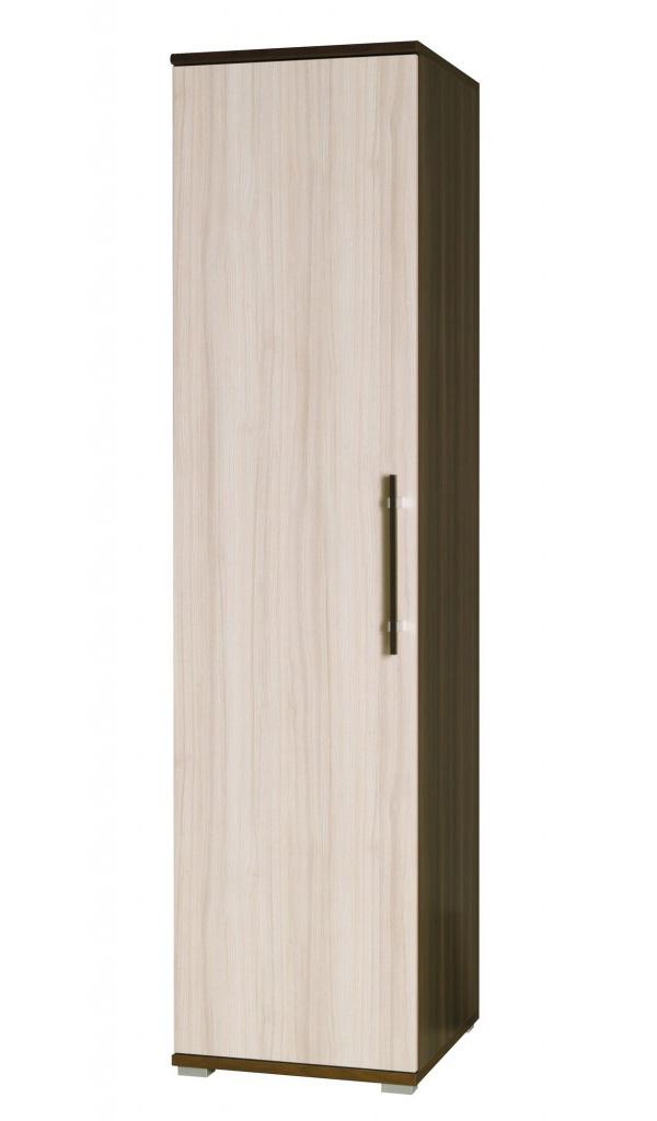 1-durvju skapji