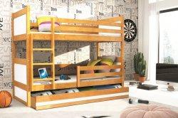 Детская комната на двоих Кровати двухъярусные RICO 2 bunk  - детская кровать чердак