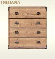 Indiana Jkom 4s/80 - Польша - Black Red White ( BRW ) - Indiana