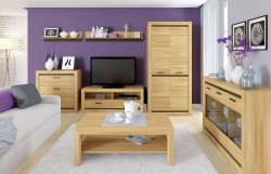 BALTICA 3 drawing room - Modern drawing rooms - WALL UNITS Showcases