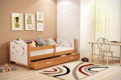 Mikolaj - Кровати для детей одноместные - Детская комната
