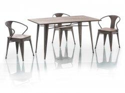 Almir 140 стол - Польша - SIGNAL - Деревянные столы - Столы и комплекты
