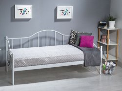 Dover bed - Poland - SIGNAL - Metal beds - Bedroom