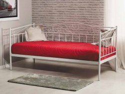 Birma bed - Poland - SIGNAL - Metal beds - Bedroom