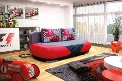GT раскладной диван - Мягкая мебель для детей - Детская комната
