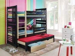 Roland III трехъярусная кровать - Кровати трехъярусные - Детская комната